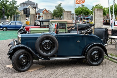 La Licorne HO2 5 CV Weekend cabriolet by Kelsch 1929 side