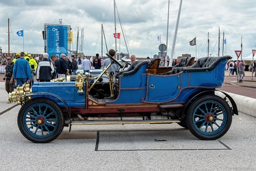 Mors Type R 16/18 CV tonneau 1905 side