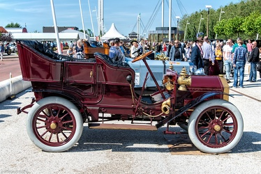 Pope Hartfort Model D tonneau 1905 side