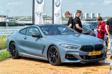 BMW M850i xDrive coupe 2019 fr3q