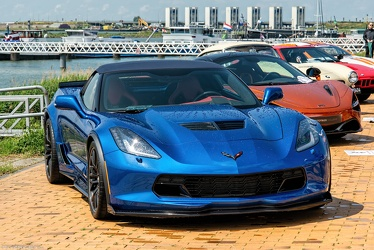 Chevrolet Corvette C7 Z06 convertible coupe 2015 fr3q