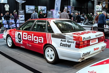 Audi V8 Quattro Group A 1989 r3q