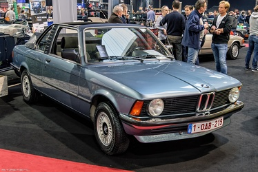 BMW 316 A TC1 by Baur 1983 fr3q