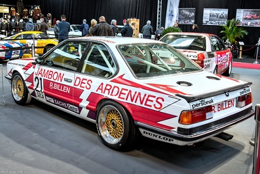 BMW 635 CSi Group A replica 1985 r3q