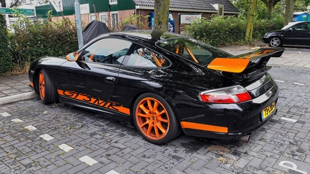 Porsche 911 (996) GT3 MR M440 by Manthey Racing 2004 r3q