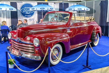 Ford V8 Super DeLuxe convertible coupe 1947 fl3q