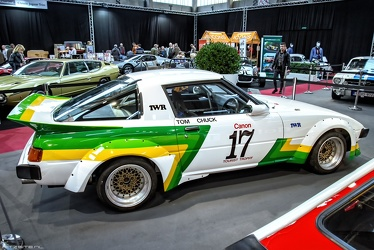 Mazda RX-7 SA Group 2 1980 side