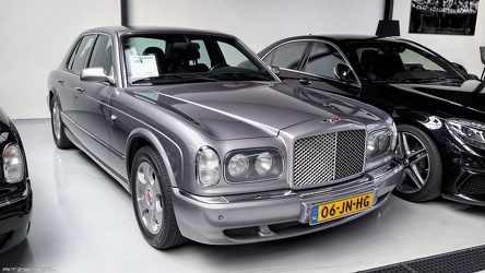 Bentley Arnage Red Label 2001 fr3q