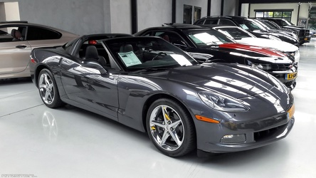 Chevrolet Corvette C6 fastback coupe 2013 fr3q