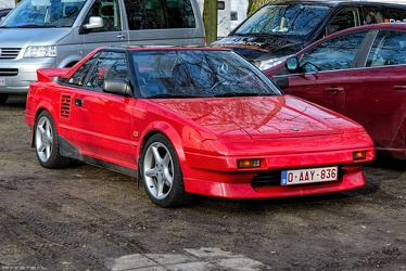 Toyota MR2 W10 1987 fr3q