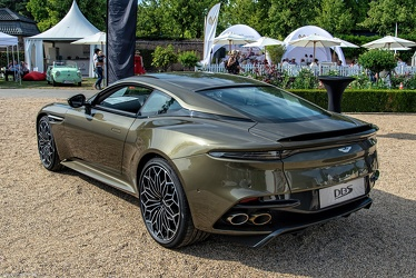 Aston Martin DBS Superleggera OHMSS edition 2019 r3q