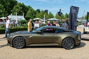 Aston Martin DBS Superleggera OHMSS edition 2019 side