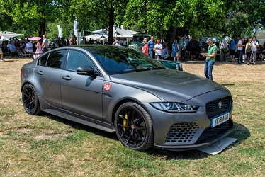 Jaguar XE SV Project 8 2019 fr3q