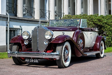 Packard 905 Twin Six coupe roadster 1932 fl3q