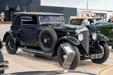 Bentley 4.5 Litre Sportsman coupe by Maythorn 1931 fr3q