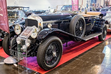 Bentley 6.5 Litre tourer 1930 fl3q