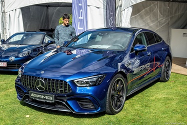 AMG Mercedes GT 63 S 4Matic+ X290 4-door coupe 2019 fl3q