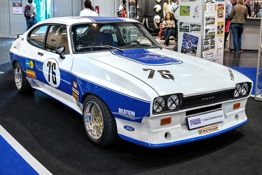 Ford Capri II 2.3 Turbo by May 1976 fr3q