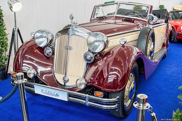 Horch 853 A cabriolet 1938 fl3q
