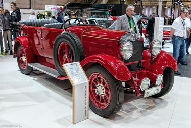 Laurin & Klement 110 tourer 1928 fr3q