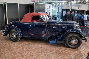 Peugeot 601 C roadster modified 1934 side