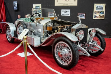 Rolls Royce 40/50 HP Silver Ghost beetle back tourer by Grosvenor 1912 fr3q