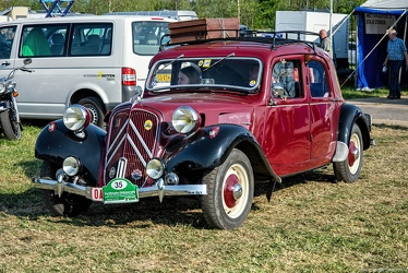 Citroen Traction Avant 11 BN modified 1950 fl3q