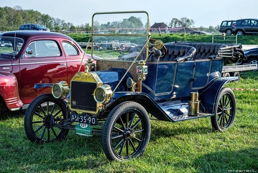 Ford Model T tourer 1912 fl3q