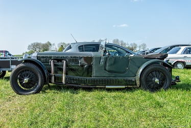 Invicta 12/90 HP low chassis tourer 1933 side