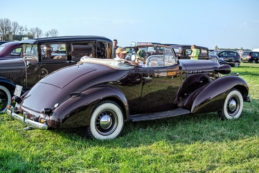 Oldsmobile L-36 convertible coupe 1936 r3q