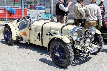 Alvis Speed 20 SD special sports 1936 fr3q