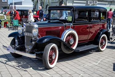 Chevrolet Independence 4-door sedan 1931 fl3q