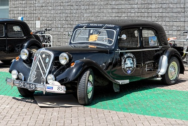 Citroen Traction Avant 15/6 D 1953 fl3q