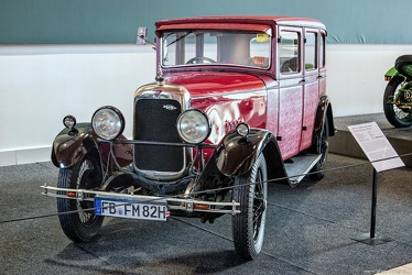 Alvis 14/75 HP TA saloon by Martin & King 1928 fl3q
