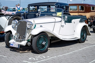 Singer 2 Litre Sports tourer 1933 fl3q