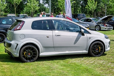Abarth Fiat Punto Evo Supersport 2012 r3q