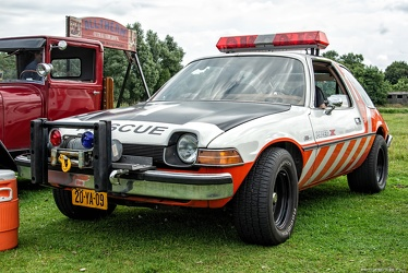 AMC Pacer X rescue vehicle 1977 fl3q