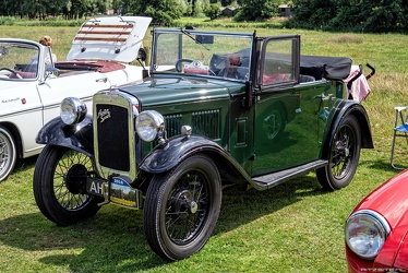 Austin 7 PD 2-seater tourer 1934 fl3q