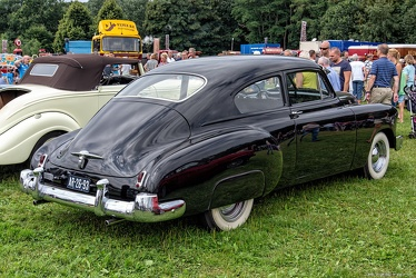 Chevrolet Fleetline 2-door sedan modified 1950 r3q