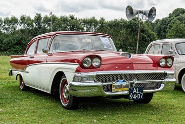 Ford Custom 300 2-door sedan 1958 fr3q