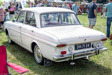 Ford Taunus P4 12m TS 4-door sedan 1966 r3q