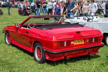 TVR 280i S2 convertible 1986 r3q