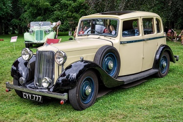 Armstrong Siddeley 20/25 HP touring saloon 1936 fl3q