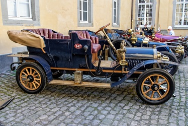 Opel 16/35 PS phaeton 1910 side