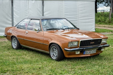 Opel Commodore B GS/E coupe 1975 fl3q