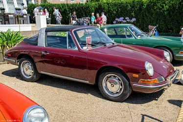 Porsche 912 Targa US soft window 1967 fr3q