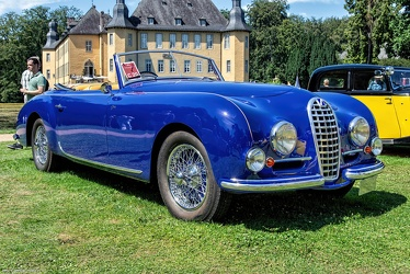 Talbot Lago T26 Record cabriolet by Graber 1947 fr3q
