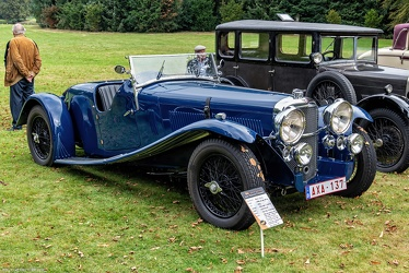 Alvis Speed 20 SB competition 2-seater by Mulliner 1933 fr3q