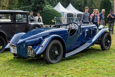 Alvis Speed 20 SB competition 2-seater by Mulliner 1933 r3q
