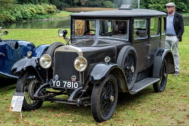 Ansaldo Tipo 4CS 6-light saloon by Harrington 1926 fl3q